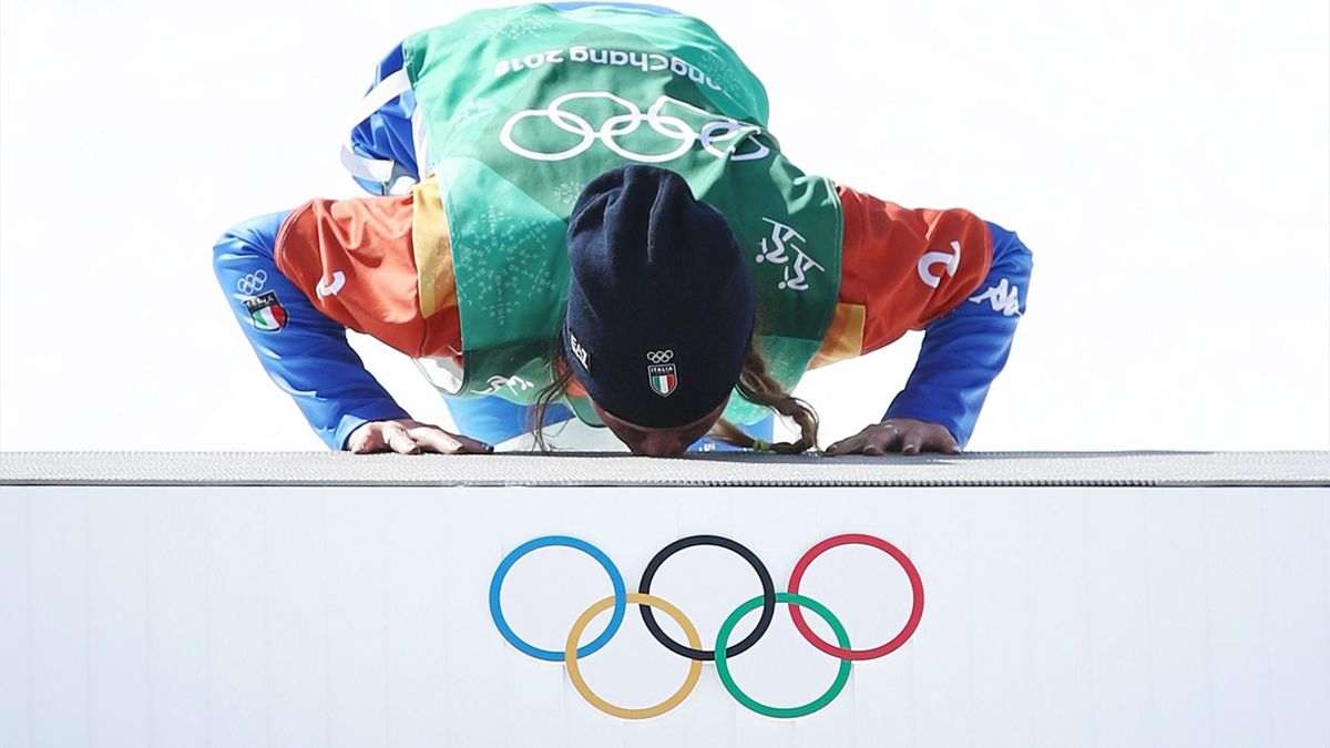 Michela Moioli - PyeongChang 2018