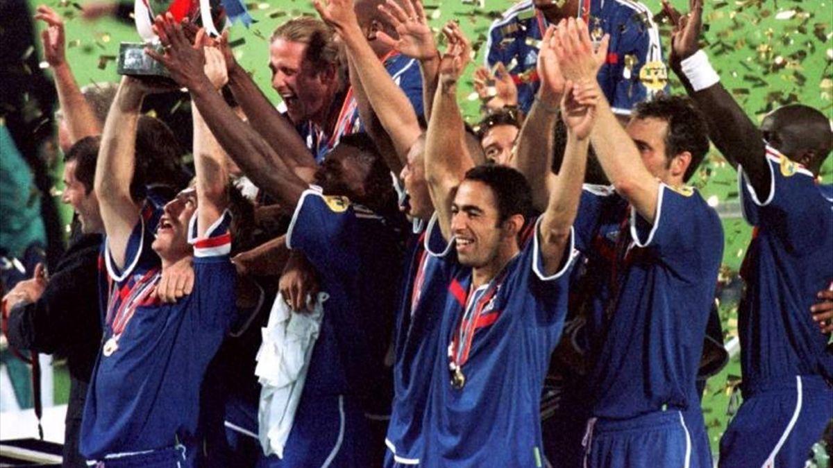 Euro Francia 2000