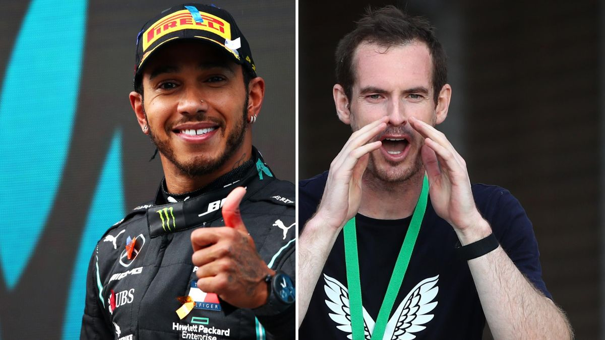 Lewis Hamilton could join Andy Murray as a Sir amid reports the seven-time F1 champions could be recognised in the New Year's Honours