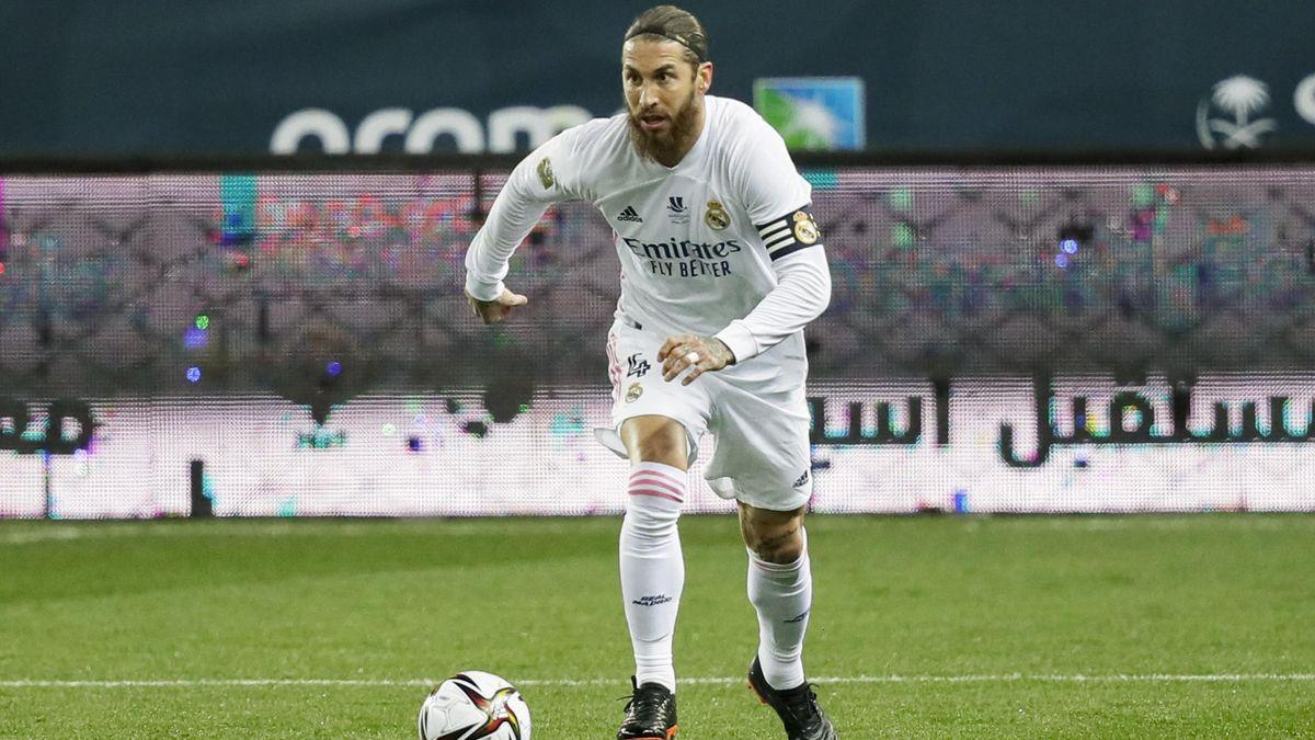 Sergio Ramos steht bei PSG auf dem Wunschzettel
