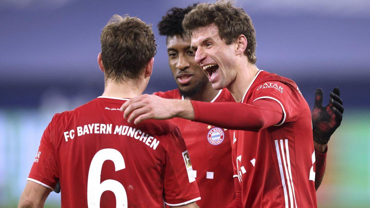 Der FC Bayern ist zum 31. Mal Deutscher Meister