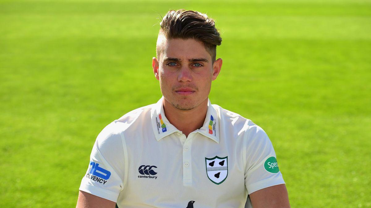 Ex-Worcestershire player Alex Hepburn
