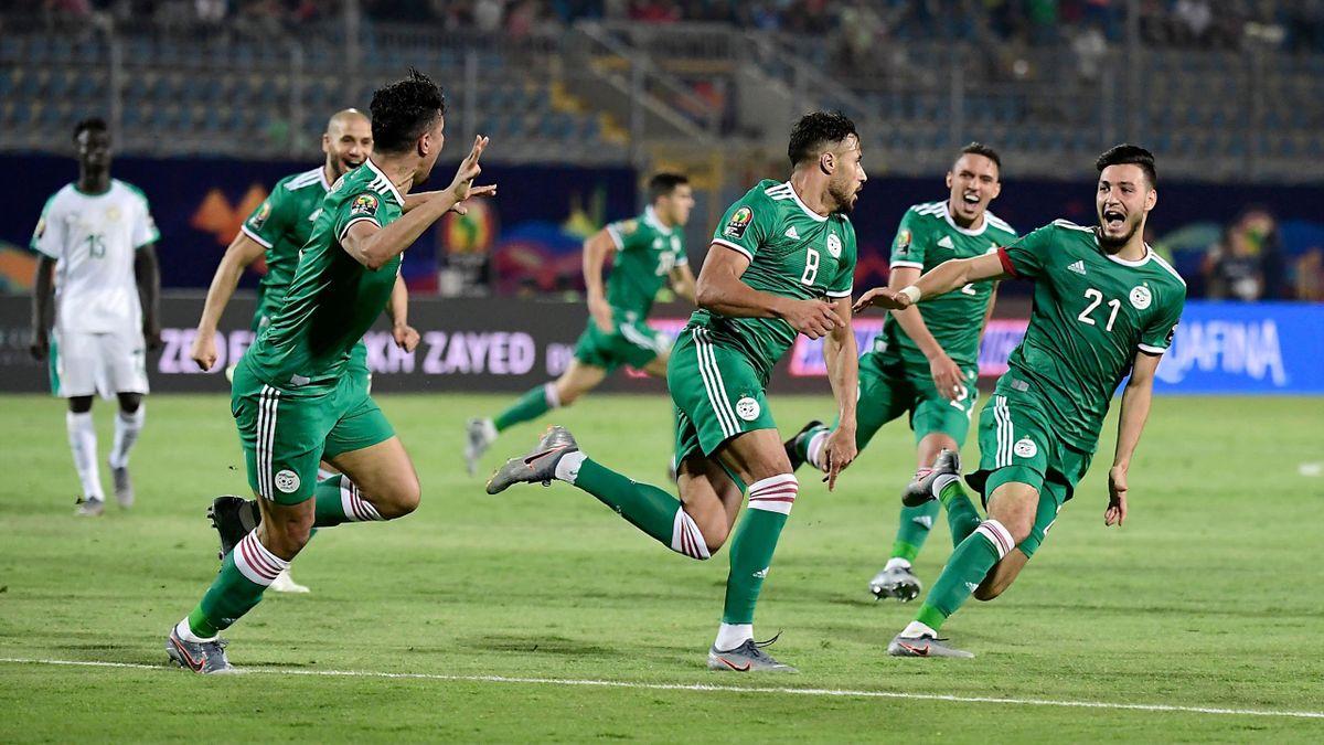 Senegal Algerien