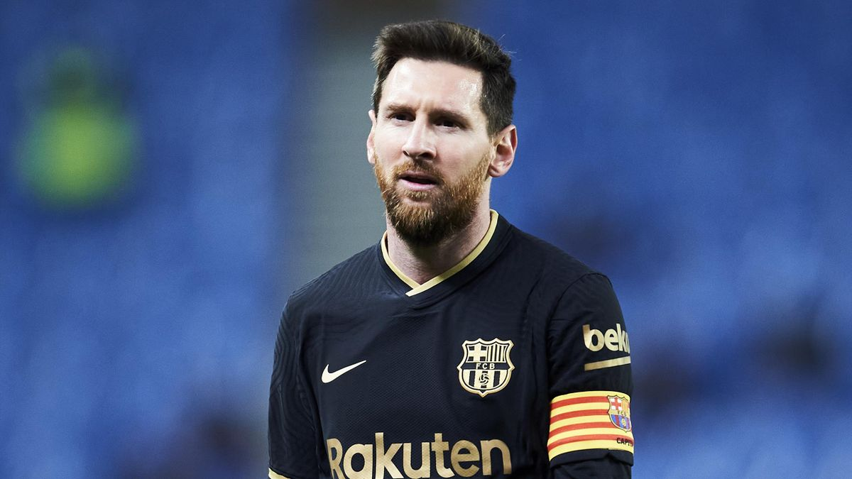 Lionel Messi spielt seit 2005 beim FC Barcelona