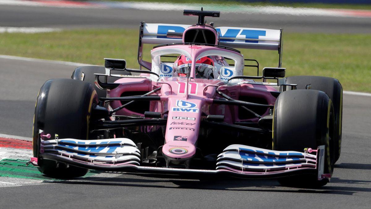 Sebastian Vettel geht ab 2021 für Aston Martin an den Start