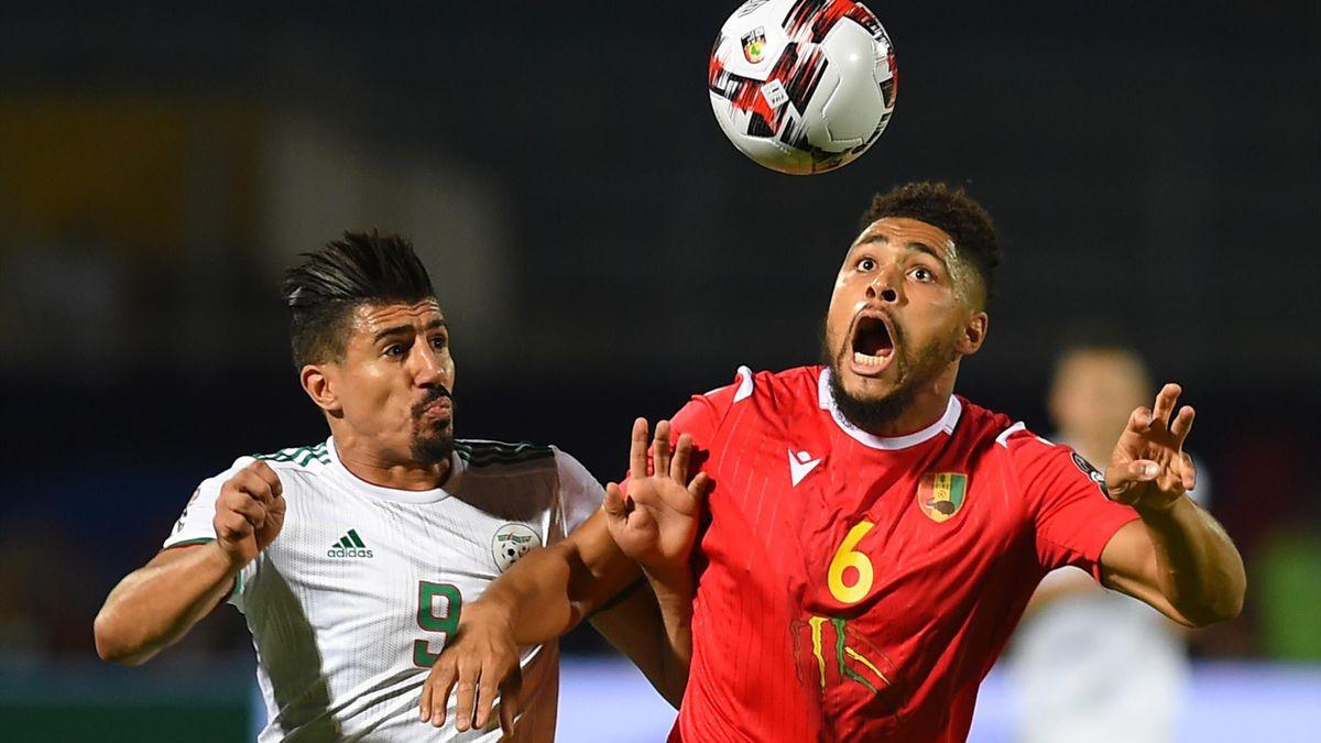 Guinea v Algeria
