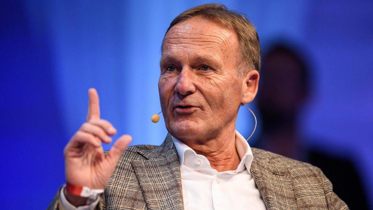 BVB-Geschäftsführer Hans-Joachim Watzke ist gegen eine Neuverteilung der TV-Gelder in der Bundesliga