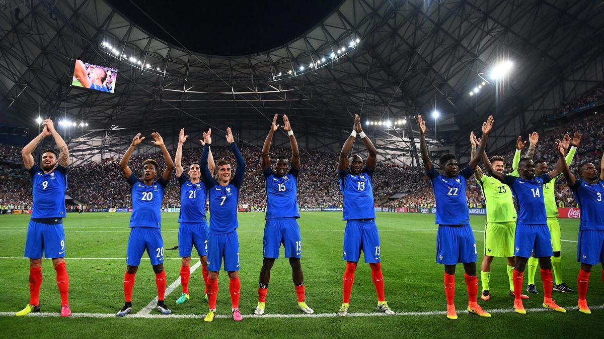 L'équipe de France a pris une autre dimension face à l'Allemagne