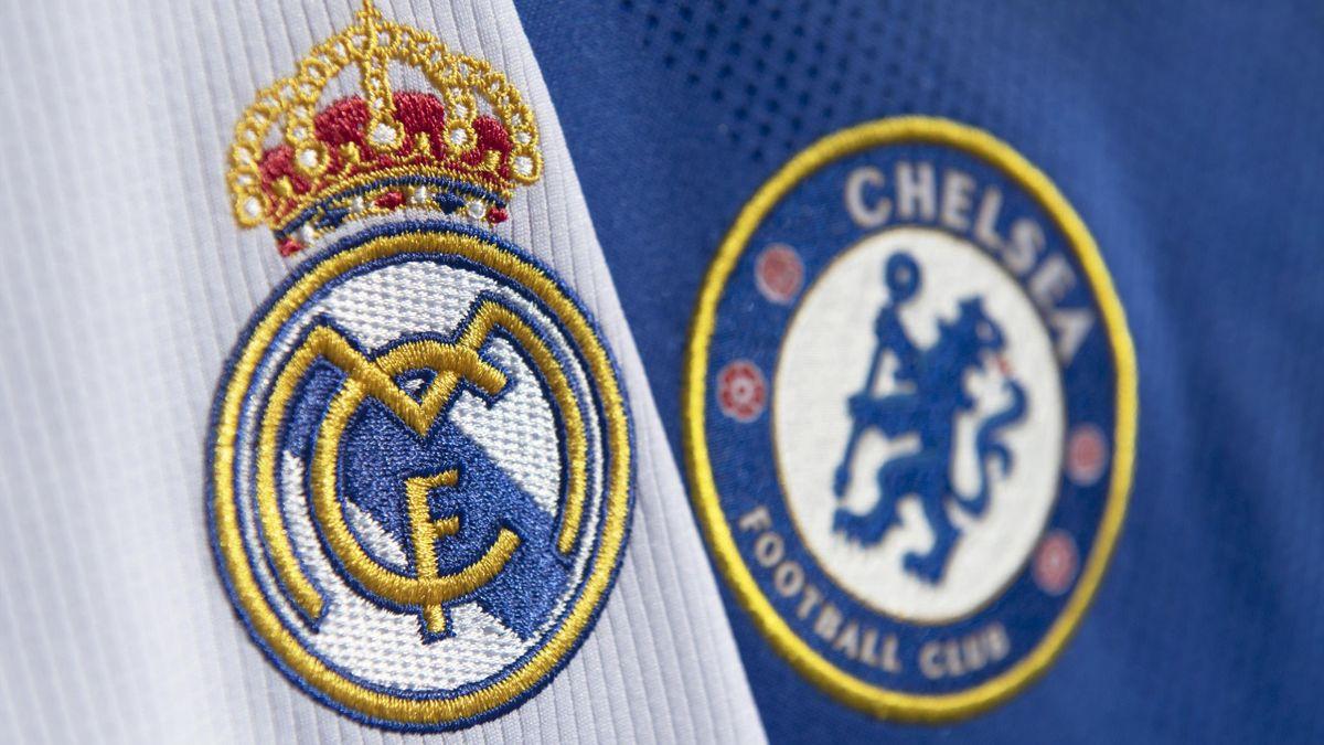 Real Madrid - Chelsea, une affiche inédite en Ligue des champions