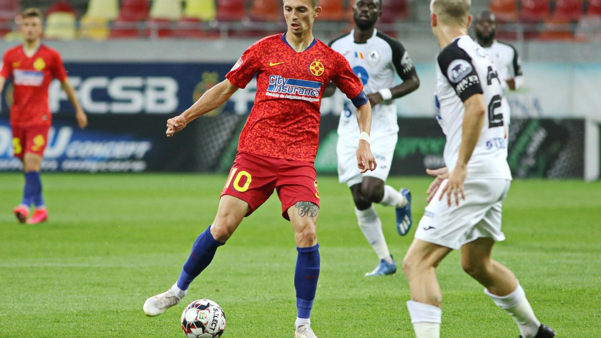 Liga 1 | FCSB - Gaz Metan Mediaș 2-2