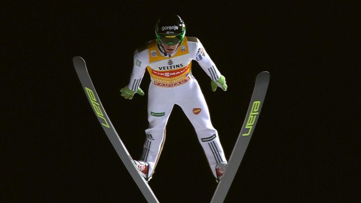 Ski Jumping : Prevc