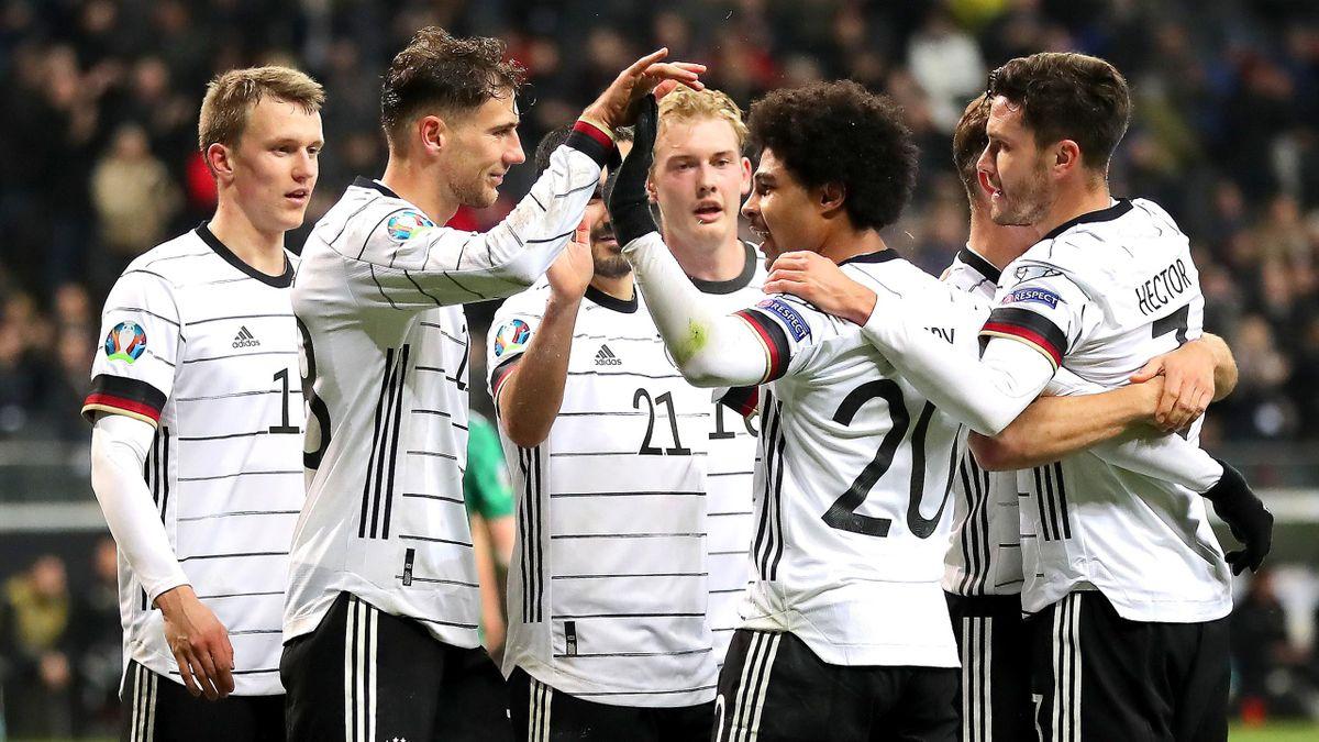 EM-Qualifikation | Deutschland - Nordirland
