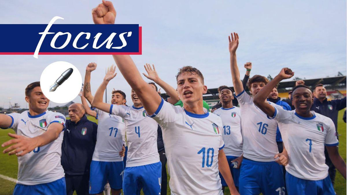 Italia in finale agli Europei Under 17