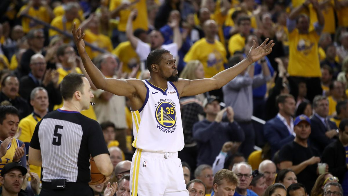 Kevin Durant (Warriors de Golden State)
