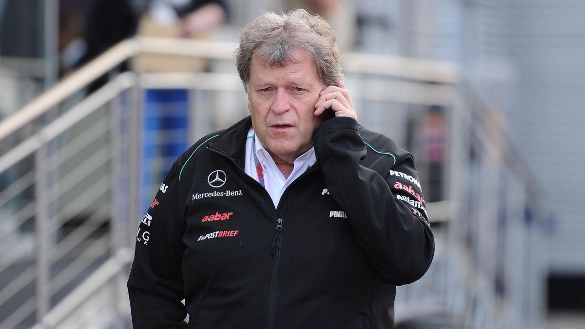 Norbert Haug (ehemaliger Mercedes-Motorsportchef)