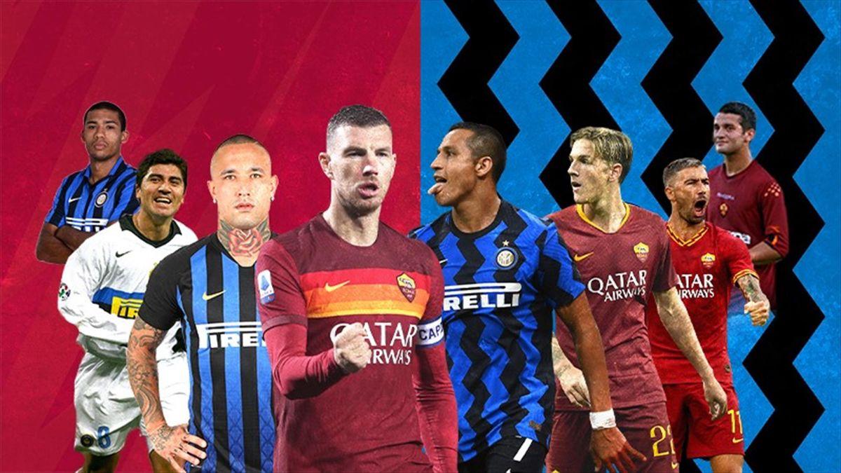 Non solo Dzeko-Sanchez: Inter-Roma tra colpi e affari sfumati