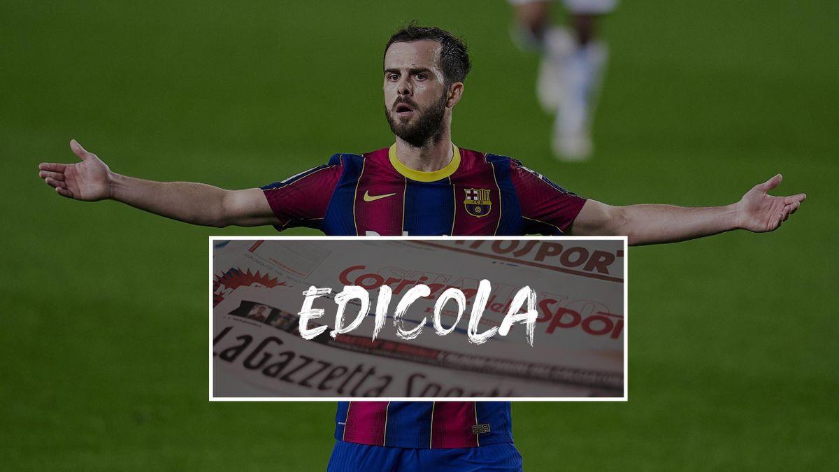 Edicola Pjanic