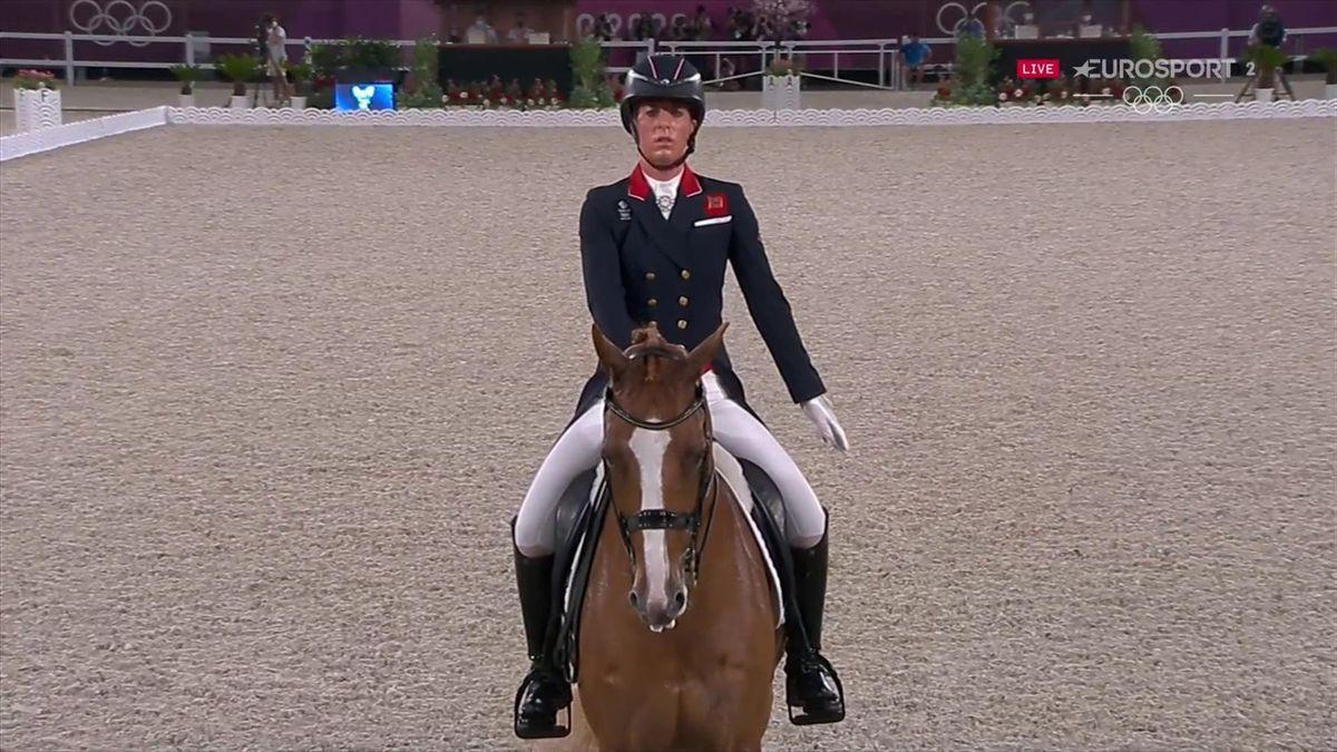'Spectacular!' - Team GB claim dressage bronze as Dujardin wins fifth Olympic medal