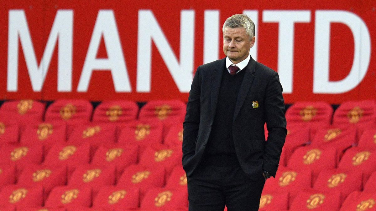 Ole Gunnar Solskjaer's Man Utd are 15th in the Premier League