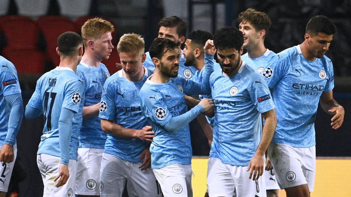 A Manchester City került egy lépéssel közelebb a BL-döntőhöz