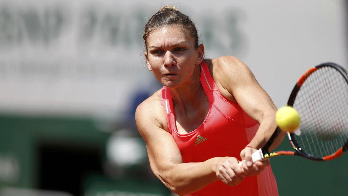 Simona Halep - Roland Garros 2015