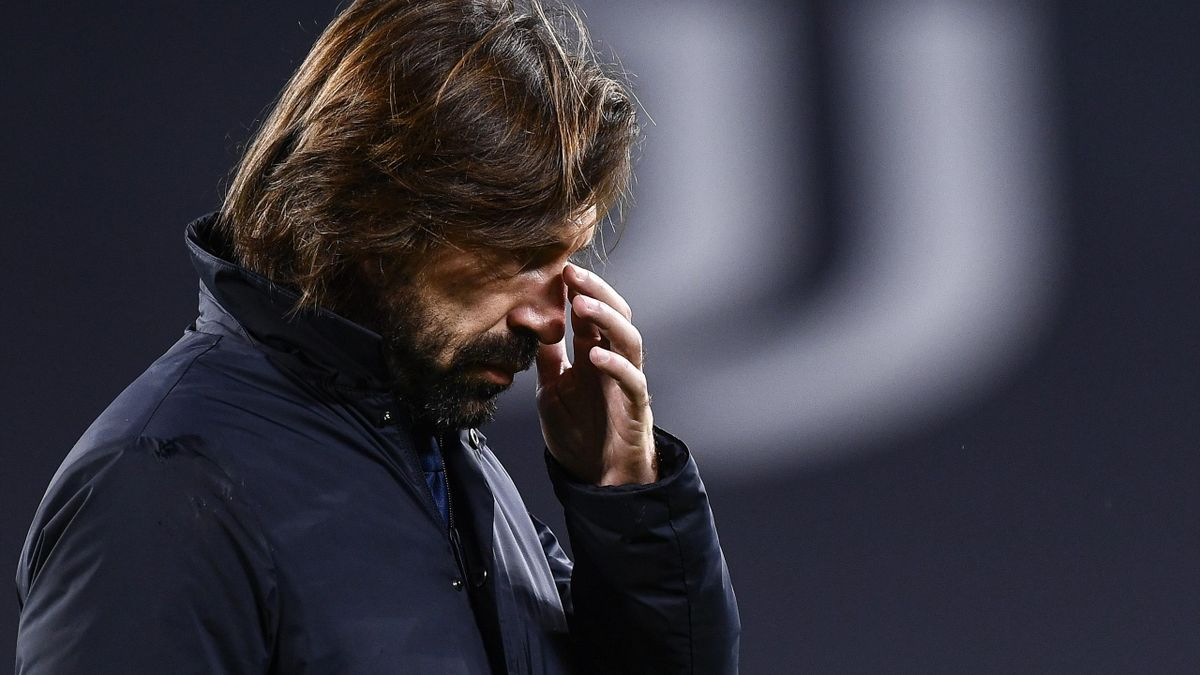 Andrea Pirlo este ca și demis de la Juventus