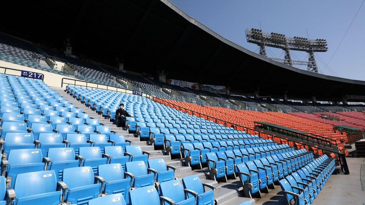 Stadionul Jamshil din Seul