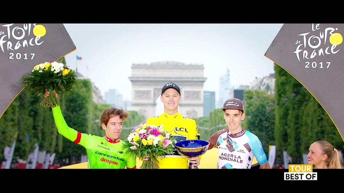 Best of Tour de France 2017