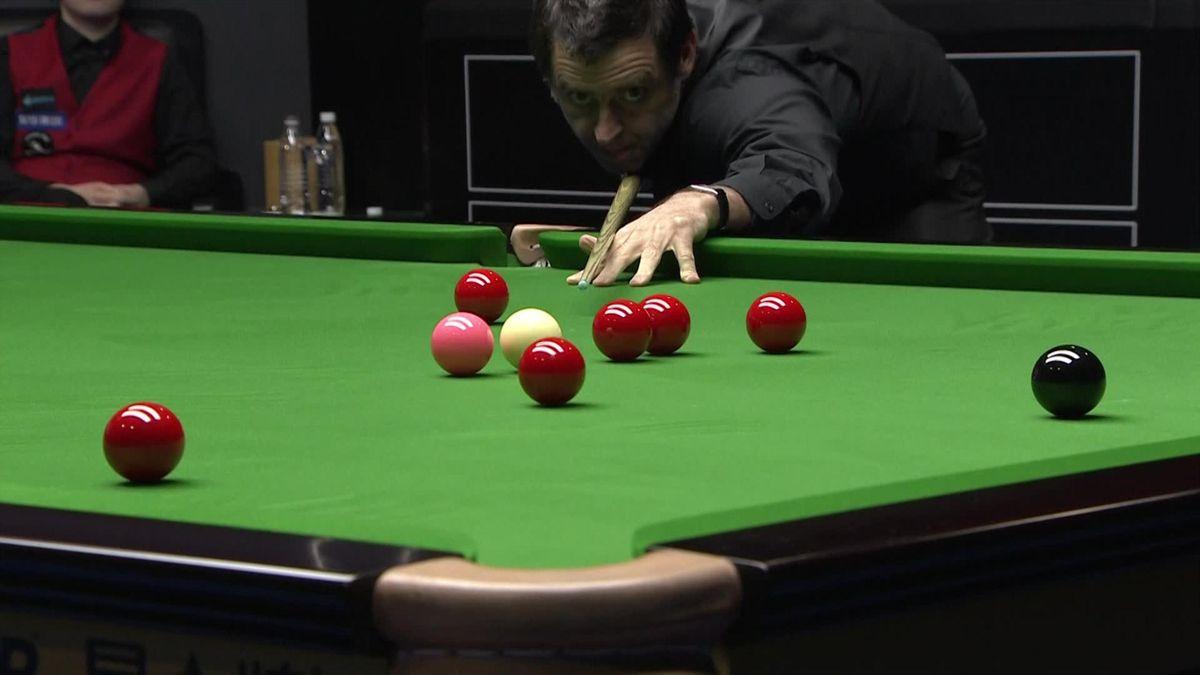 Ronnie O'Sullivan's 147 break