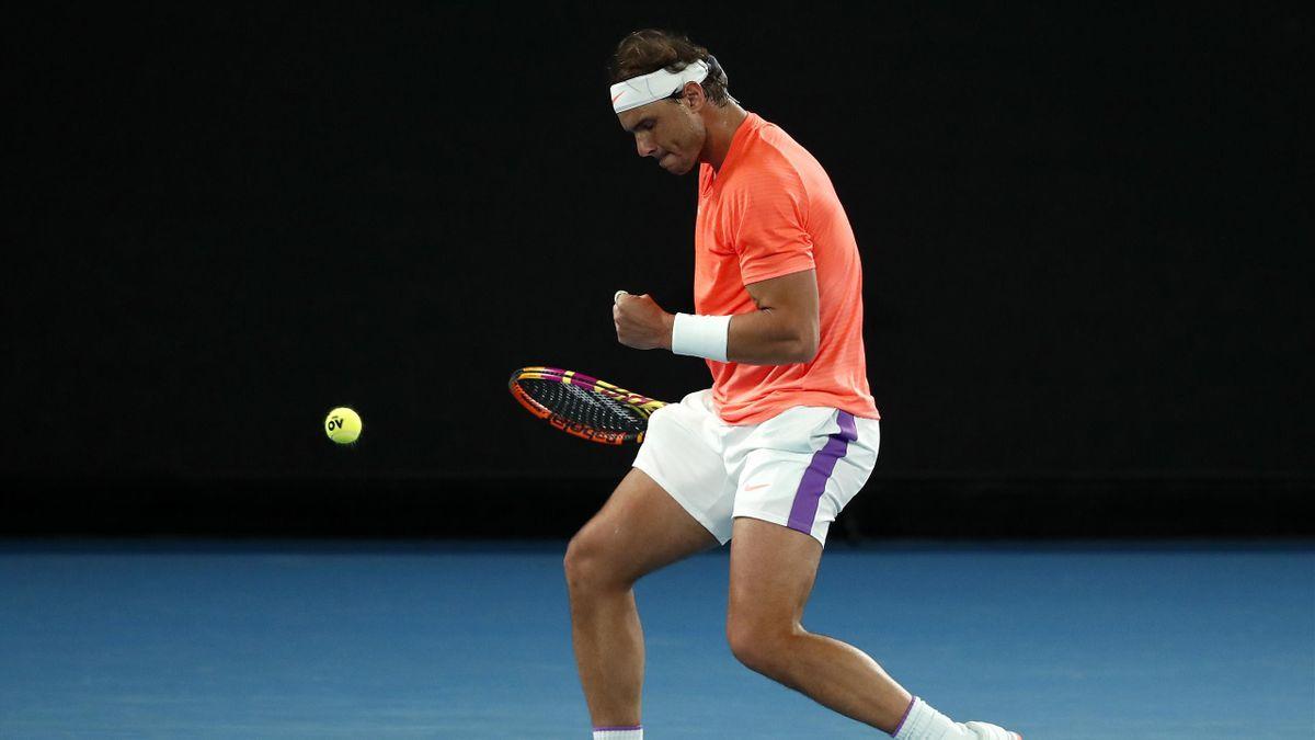Rafael Nadal (Open de Australia 2021)