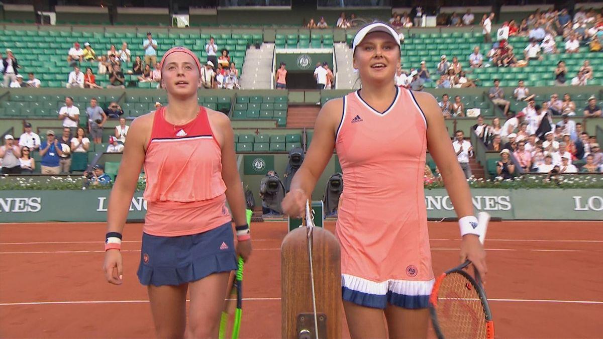French Open : Highlights Ostapenko vs Kozlova