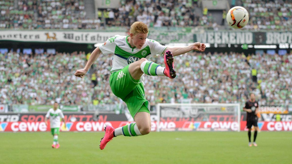 """Artist am Ball: Kevin De Bruyne, """"Deutschlands Fußballer des Jahres"""""""
