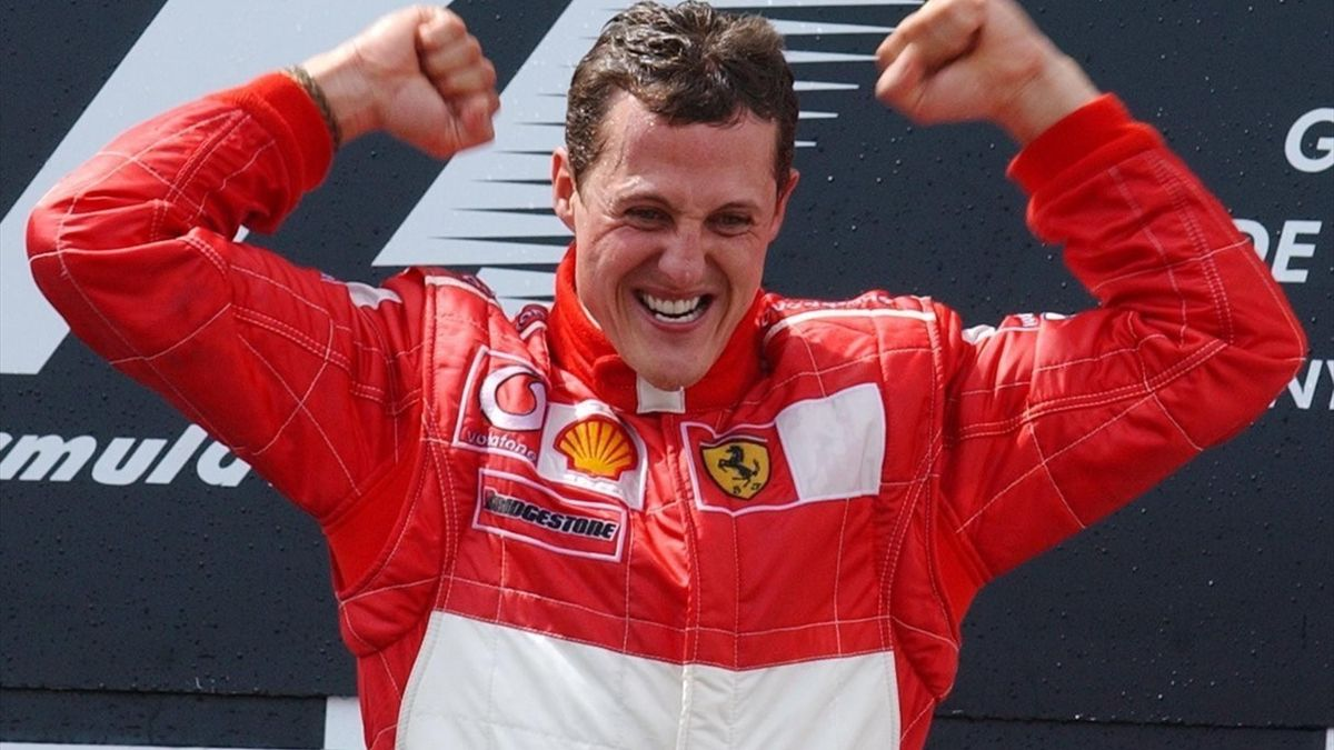 Michael Schumacher 2002
