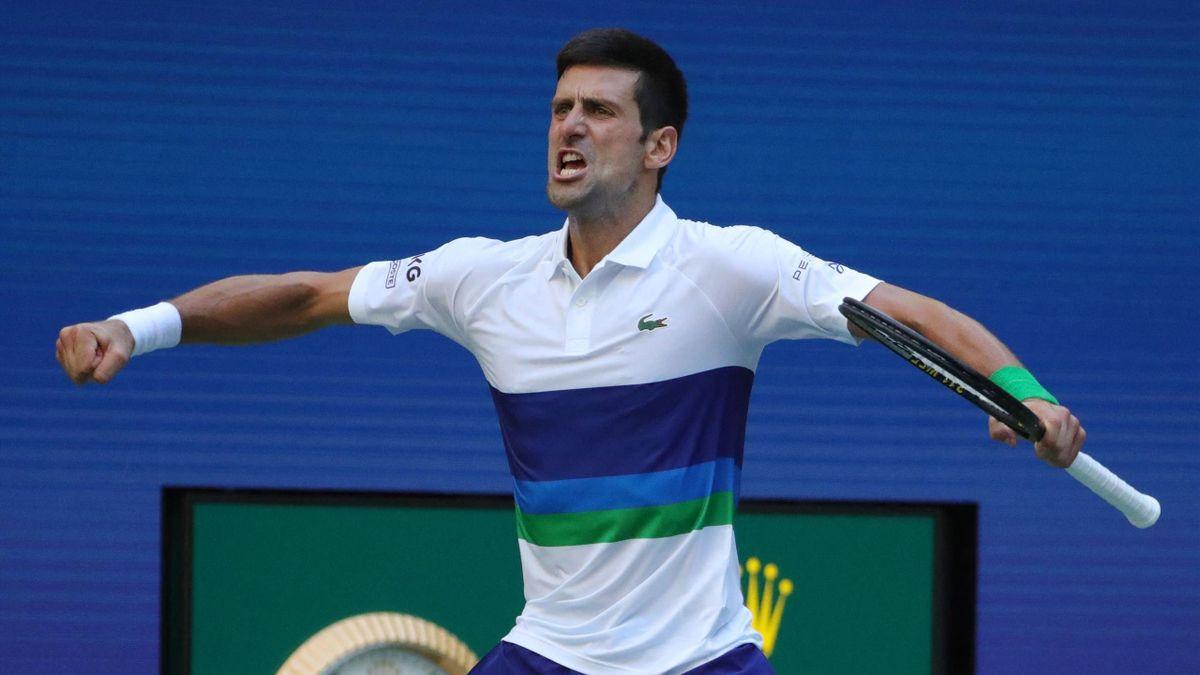 Novak Djokovic (US Open 2021)