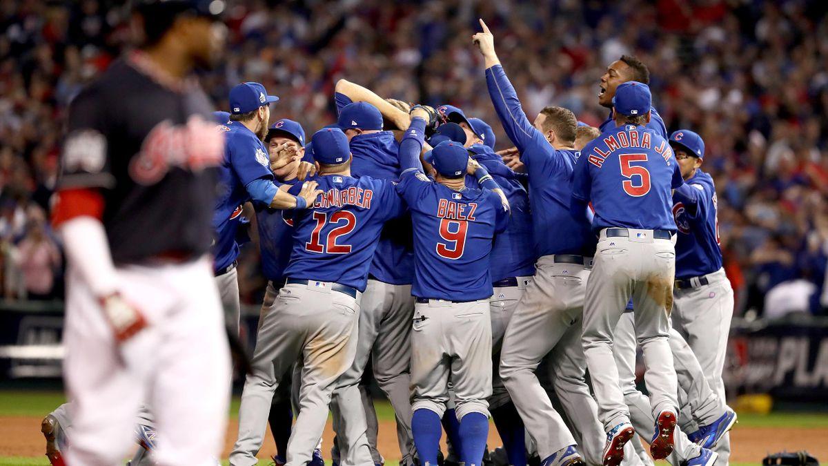 Chicago Cubs-Cleveland Indians, MLB finals 2016 (AFP)