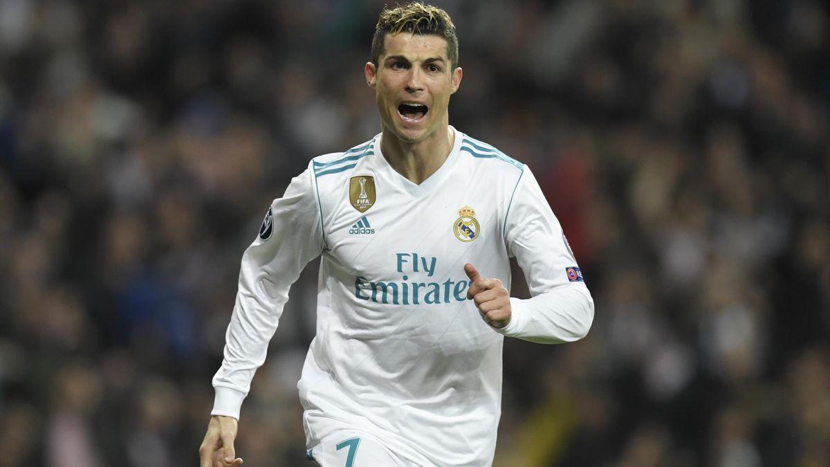 Cristiano Ronaldo a jucat la Real Madrid în perioada 2009-2018