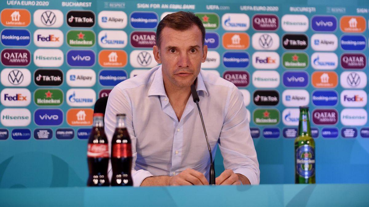 Шевченко: «Нам физически было тяжело, везде опаздывали»