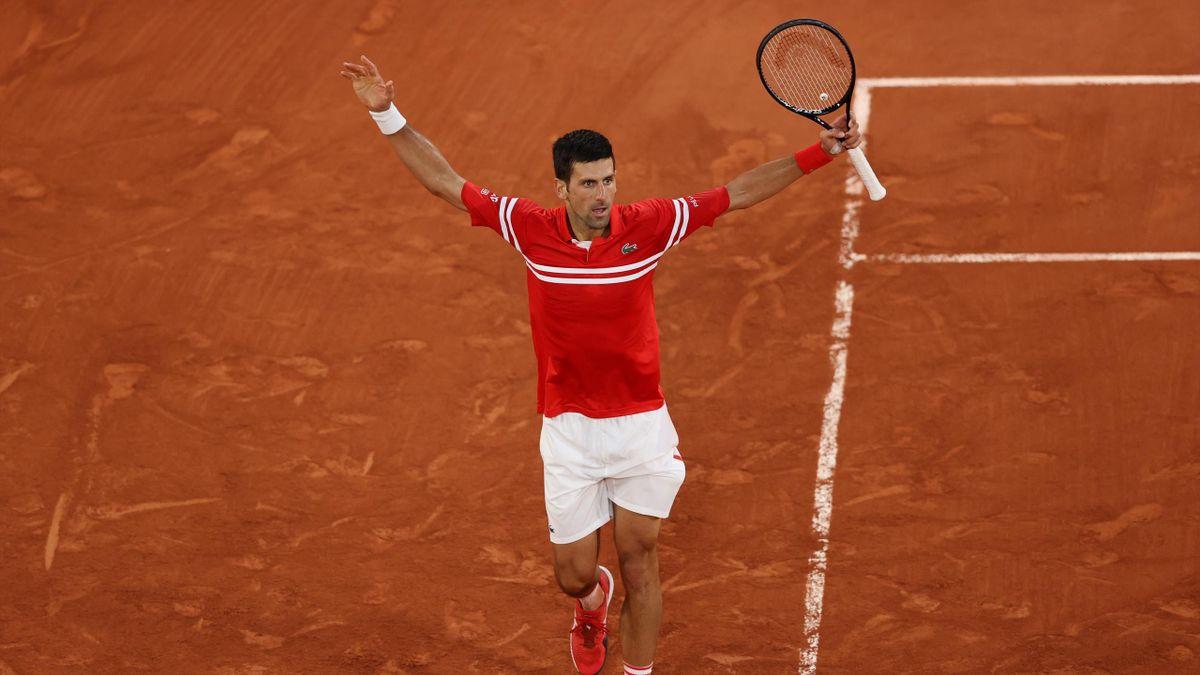Novak Djokovic legyőzte Rafael Nadalt a Roland Garros elődöntőjében