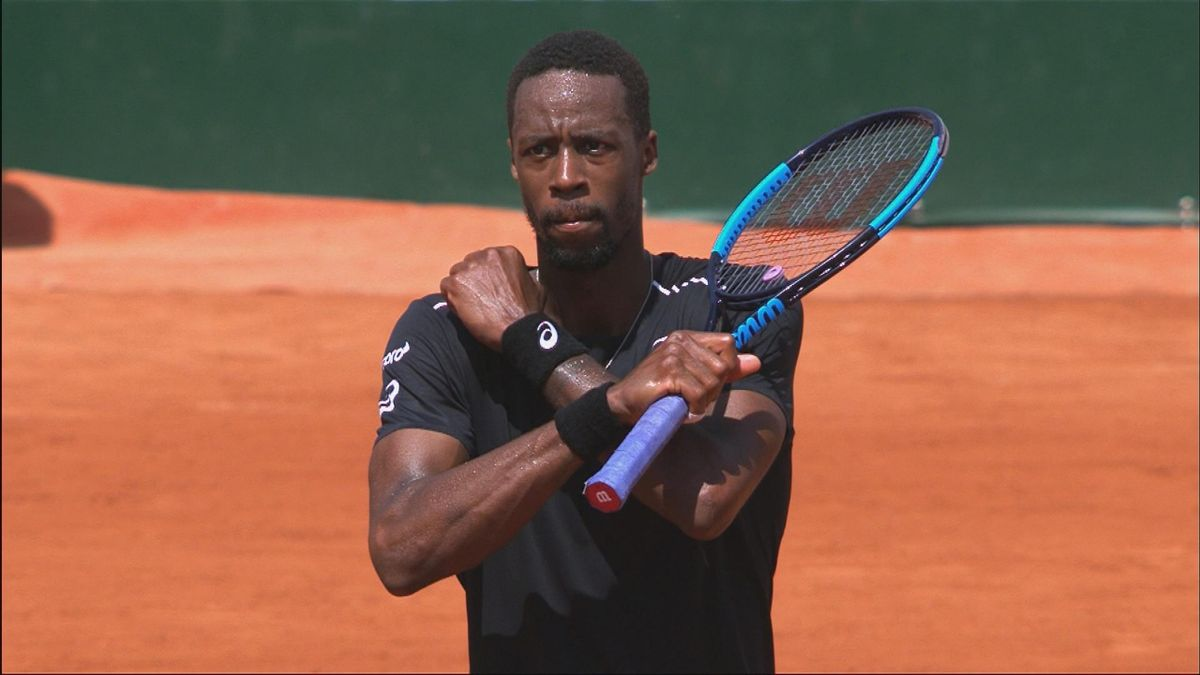 French Open : highlights Benchetrit - Monfils