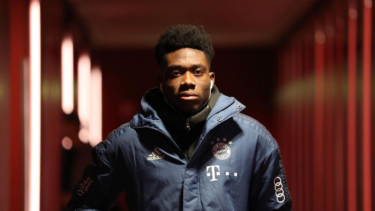 Alphonso Davies (Bayern Munich)
