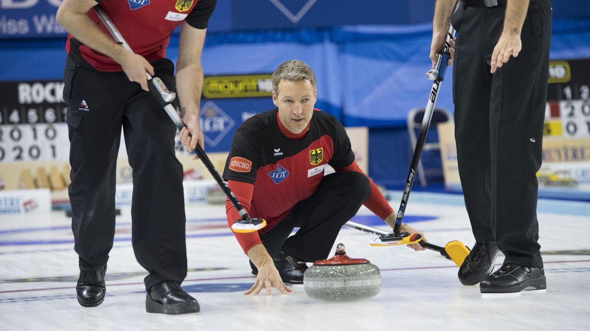 Curling-EM: Deutschland