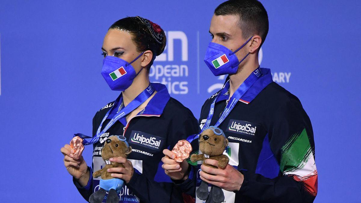 Nicolò Ogliari-Isotta Sportelli