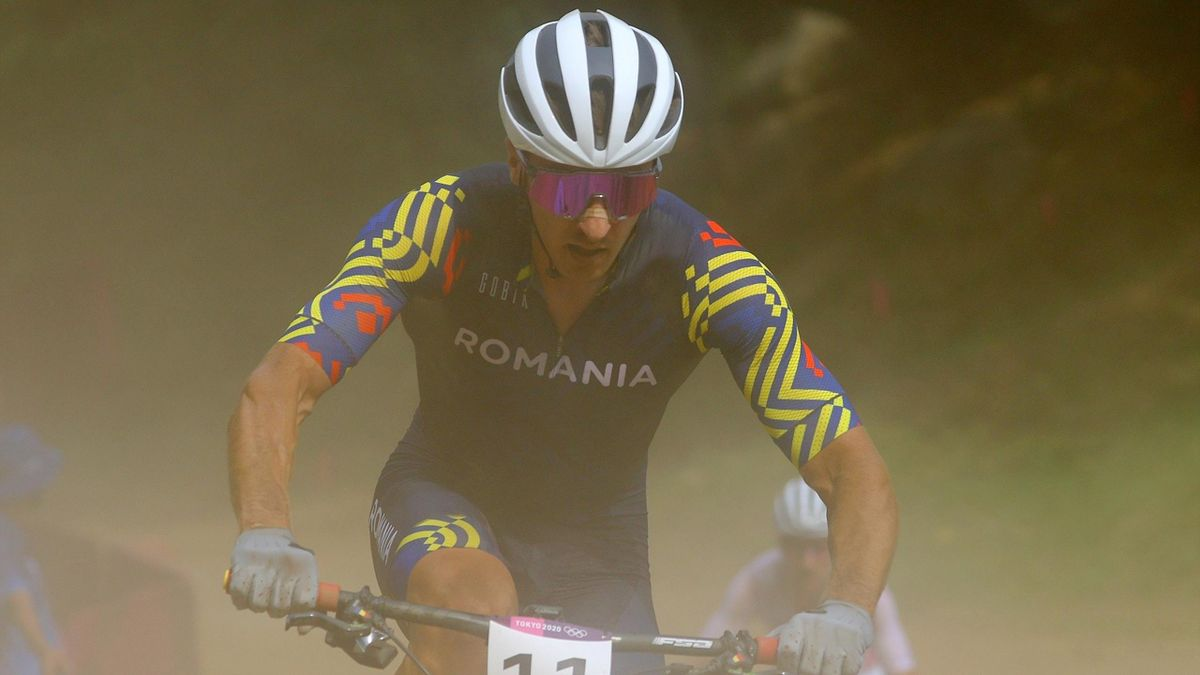 Vlad Dascălu (România) la Jocurile Olimpice