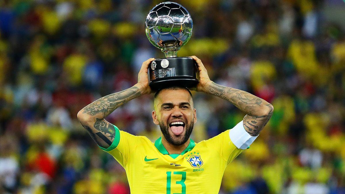 Dani Alves a câștigat Copa America 2019, alături de naționala Braziliei
