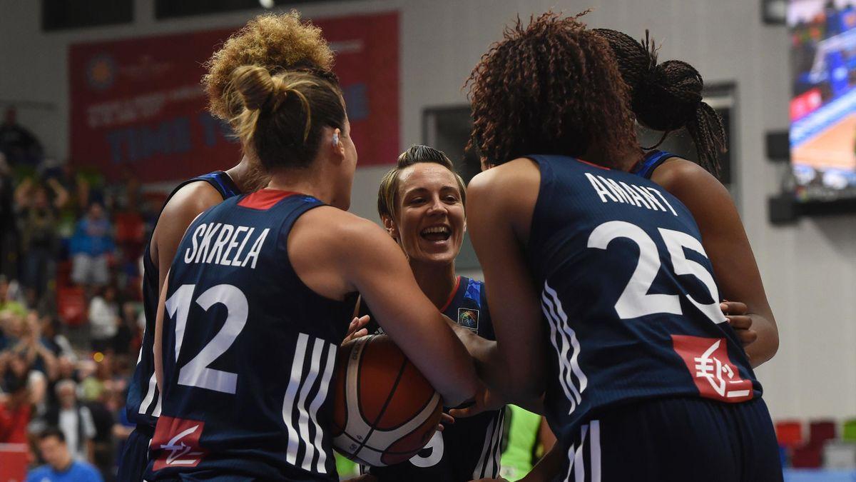 France Eurobasket Féminin Dumerc