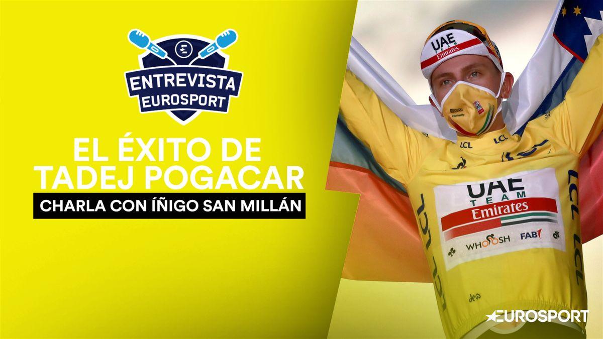 Entrevista con Íñigo San Millán, entrenador de Pogacar