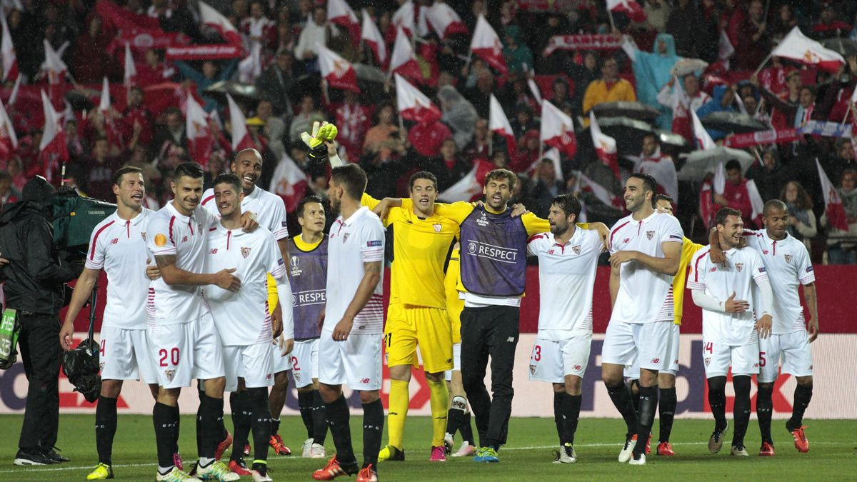 Sevilla, en la final tras ganar al Shakhtar