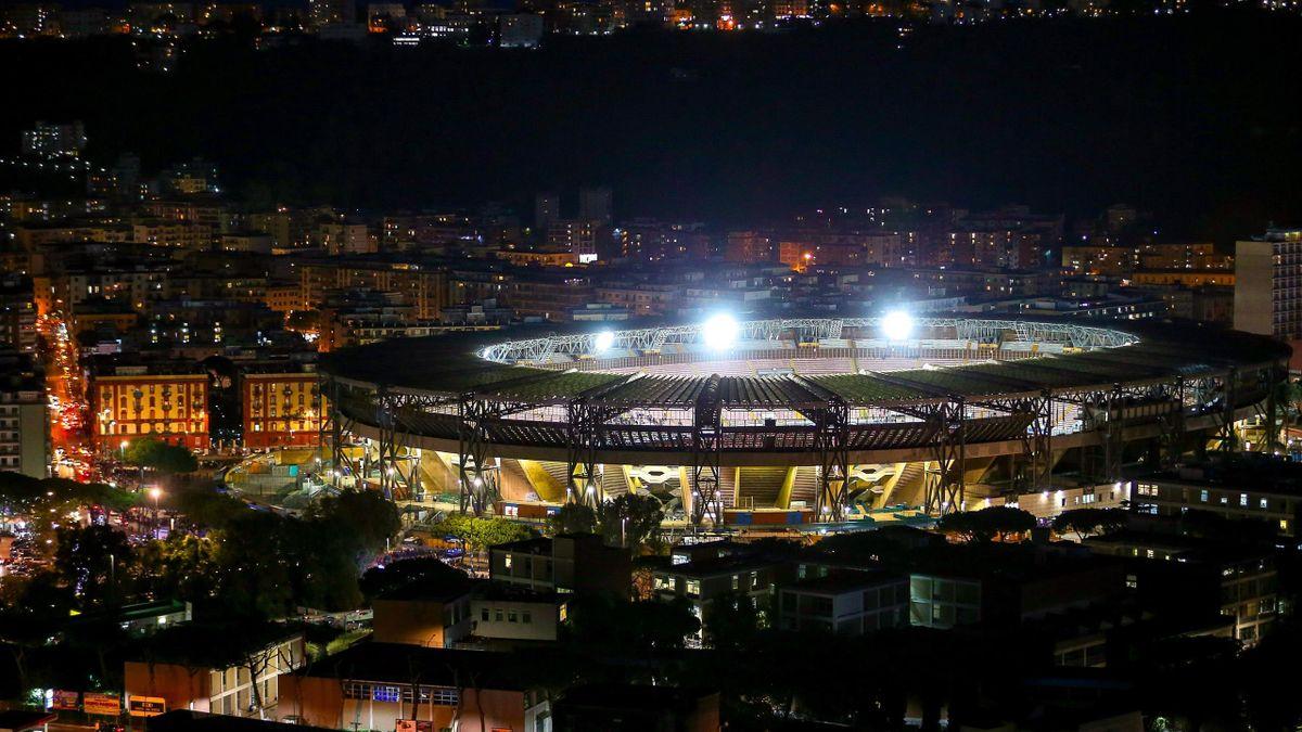 San Paulo, stadionul lui Napoli