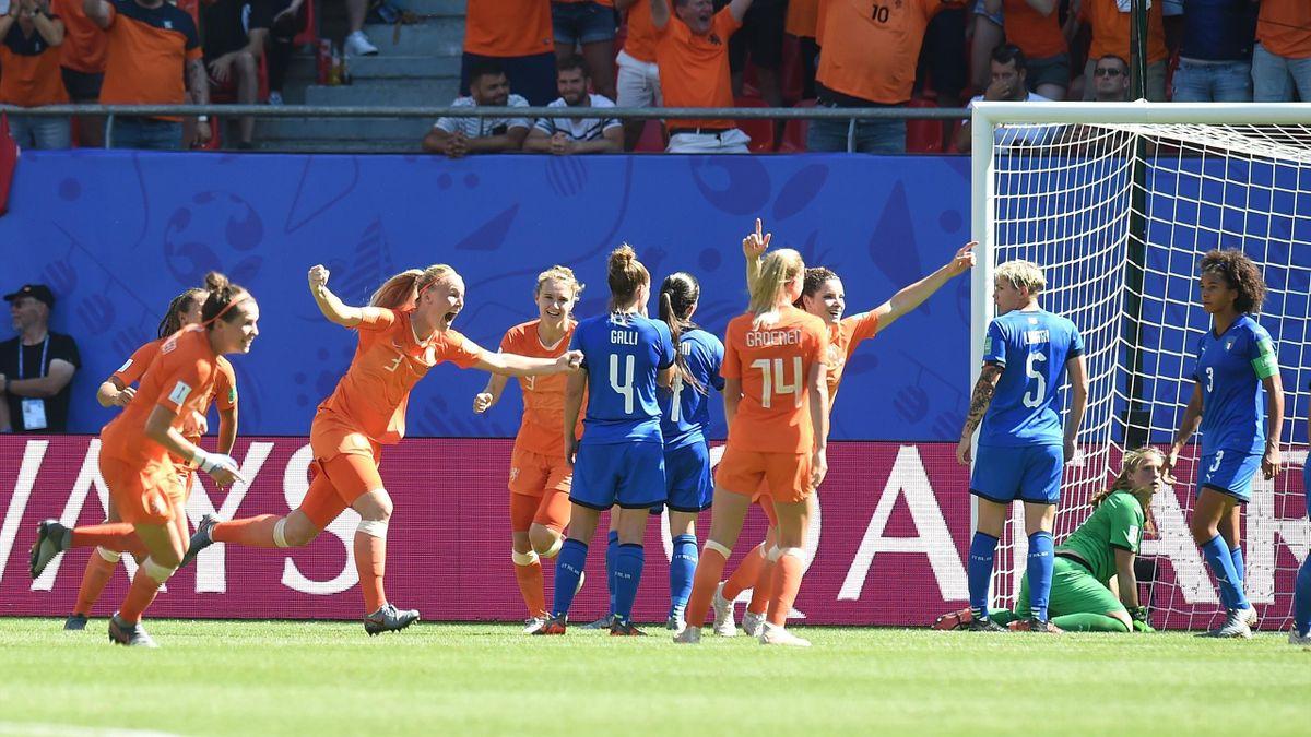 Italia-Olanda - 2019 FIFA Women's World Cup - Getty Images
