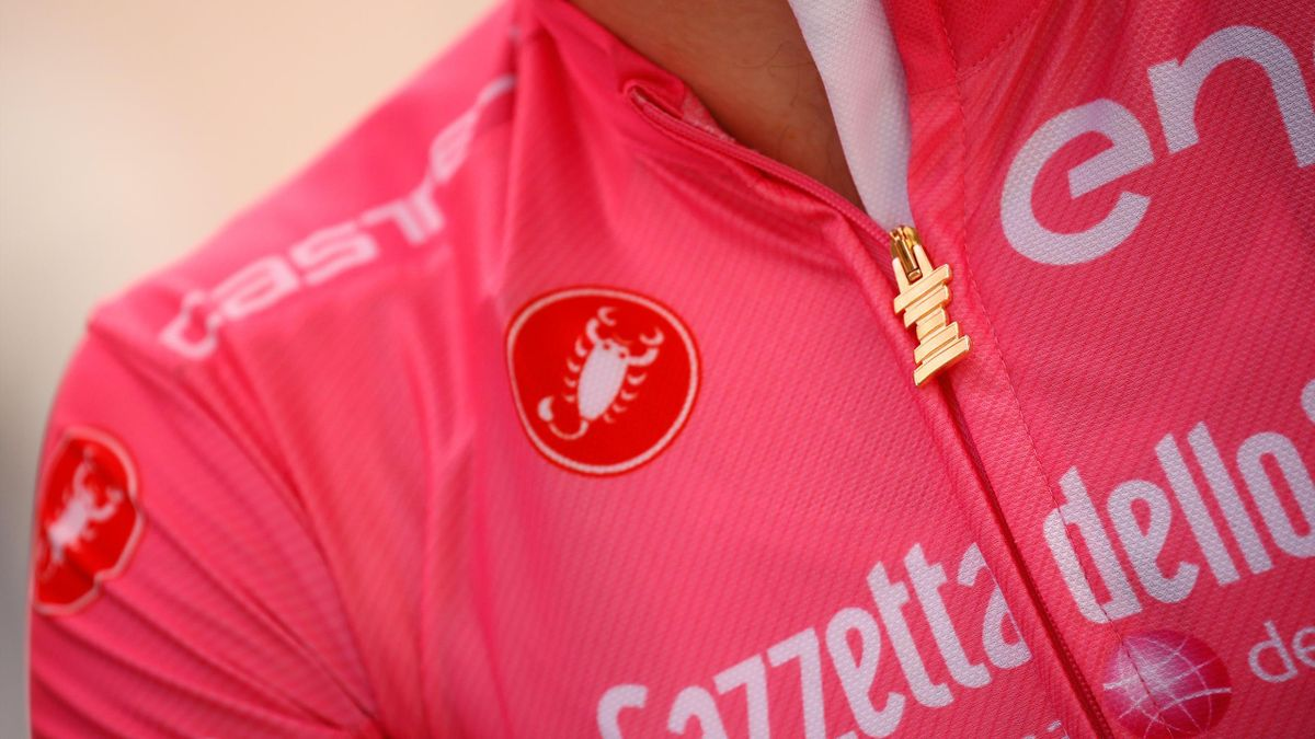 Pink Jersey Giro d'Italia